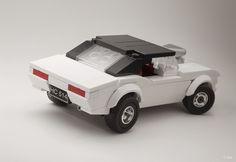 Lego Chevrolet Camaro 1968