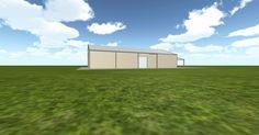 Dream 3D #steel #building #architecture via @themuellerinc http://ift.tt/1SE4DgP #virtual #construction #design