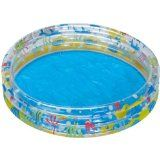 Bestway 51004B - Planschbecken 3-Ring-Pool Deep Dive circa 152 cm Outdoor Play, Diving, Plates, Deep, Sport, Tableware, Rings, Products, Swimming Pools