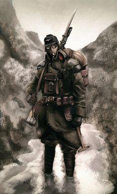 Warhammer 40k - 158th by vkucukemre.deviantart.com on @deviantART