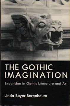 The Gothic Imagination: Expansion in Gothic Literature and Art by Linda Bayer-Berenbaum, http://www.amazon.com/dp/0838630685/ref=cm_sw_r_pi_dp_opNTqb0ZRDZV3