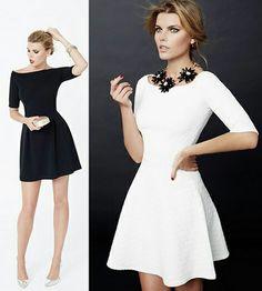 Black or white?