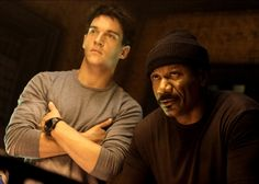 Jonathan Rhys Meyers & Ving Rhames in Mission: Impossible III (2006) by J.J. Abrams.
