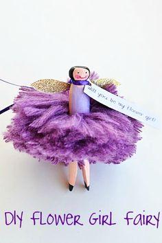 Flower girl fairy!