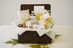 {DO Extras} Welcome Baskets