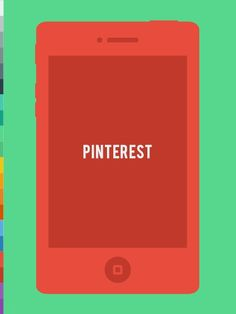 For the love of @Pinterest. Thanks for arranging my #inspirations. #flatui #design 450X650