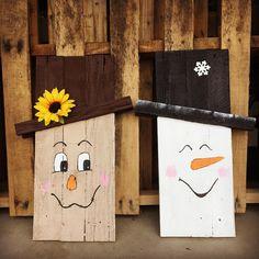 Wooden pallet Ideas Wooden Pallet Crafts, Wooden Pallet Furniture, Wooden Decor, Wooden Pallets, Furniture Ideas, Wood Crafts, Beach Signs Wooden, Wood Signs, Pallet Designs