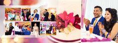 Wedding Album Design | Gingerlime Design | Photography by Obsqura Photography | Wedding reception, speeches, groomsmen, bridesmaids Wedding Album Cover, Wedding Album Layout, Wedding Albums, Indian Wedding Album Design, Indian Wedding Photos, Photo Collage Photoshop, Free Photoshop, Album Cover Design, Italy Wedding