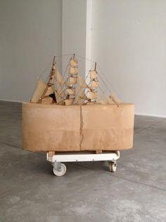 Stanislas Lahaut - S.M.W.G.F. (See Me Wave Goodbye Forever) - Dauwens & Beernaert gallery