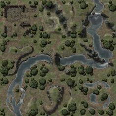 map river wilderness rpg maps roll20 battle encounter forest terrain water dungeon battlemap fantasy mapas imgur dnd dragons overworld ve