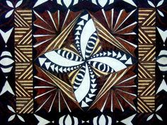 1 Tapa 1 by James KneubuhlTapa 1 by James Kneubuhl Samoan Designs, Polynesian Designs, Polynesian Art, Maori Designs, Tribal Designs, Polynesian Culture, Textile Patterns, Textiles, Art Patterns