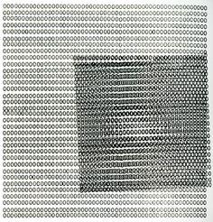 Typewriter art. http://communedesign.tumblr.com/post/87815680050/typewriter-art