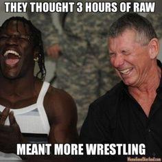 WWE meme funny