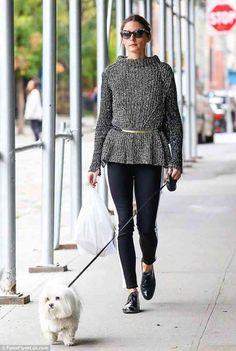 Les 6 accessoires indispensables d'Olivia Palermo : La ceinture fine