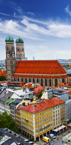 Munich, Germany   23 Fascinating Photos that Will Remind You How Incredible Germany Is