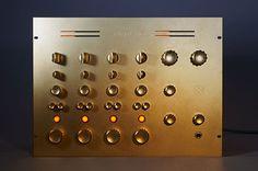 RA News: Solid brass custom DJ mixer installed at Spiritland in London