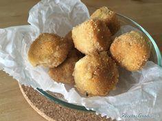 Bolitas de atún fritas #RecetasGratis #RecetasdeCocina #RecetasFáciles #RecetasparaNiños #ComidaDivertidaparaNiños #CocinaCreativa #Atún