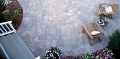 Belgard permeable pavers?