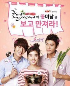 Korean Drama 2011: Flower Boy Ramyun Shop