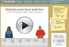 iTeach 1:1: fact fluency: xtramath.com