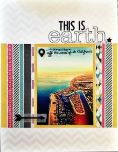This is Earth by rukristin Using Glitz Design Uncharted Waters