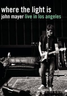 John Mayer: Any Given Thursday Info, Poster, Wallpapers, and Custom Tracking