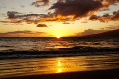 #Maui Hawaii | Sunset photo by Joseph Macomber