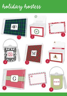 Great holiday gift ideas from Boatman Geller!