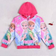 💝Hoodie Sweatshirt with Zipper for Girls Frozen Anna & Elsa💝  Available in 6 Lovely Styles!!! Tag Dad, Uncles or Grandparents to get one for your sweet baby  🎁Order Now ----> https://www.babies-4you.com/products/winter-coat-cartoon-bear-unisex #KidsOMG #cute #babies #babyfashion