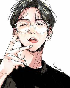 Felix – flirty little weirdo. Busy, eccentric, always watching old-timey films a… – Anime Art Wie Zeichnet Man Manga, Manga Boy, Kpop Anime, Manga Anime, Baby Boy Art, Exo Fan Art, Drawn Art, Anime Lindo, Korean Art