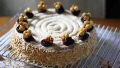 Mary Berry's Hazelnut Dacquoise - Great British Bake Off Recipe
