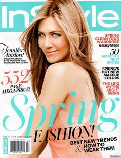 "Considered recently by Men's Health as the ""Hottest Woman of All Time,"" Aniston has spent her post-""Friends"" career trying to find love but coming up short with guys like Vince Vaughn and John Mayer. She's currently with actor-director-screenwriter Justin Theroux and says, ""Having experienced everything you don't want in a partner over time, it starts to narrow down to what you actually do want."" But when you're labeled the Hottest Woman of All Time it makes you a bit unattainable. Good…"