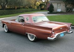 1957 Green Ford Fairlane For Sale Sky Liner together with 1955 Ford Fairlane Victoria additionally Newest Lots in addition Steering Column Upper Bearing 6166 also 1965 Thunderbird Stock Vehicle. on 1959 ford thunderbird convertible