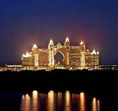 Atlantis in Dubai, Turkey, are you hiring or would you like to send me on a permanent vacation? Need A Vacation, Vacation Places, Places To Travel, Dubai Hotel, Dubai Uae, Dubai Location, Dubai Holidays, Permanent Vacation, Visit Dubai