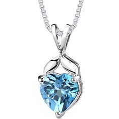 Swiss Blue Topaz Pendant Necklace Sterling Silver 3.00 Ca... https://www.amazon.com/dp/B00EIKWZO2/ref=cm_sw_r_pi_dp_x_yQhDybBHPX7XK
