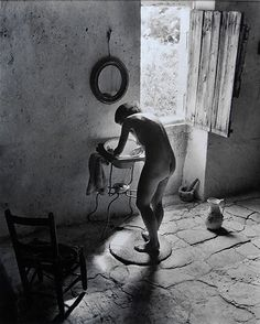 George Brassaï (nee Gyula Halász) (9 September 1899 — 8 July 1984) was a Hungarian (Transylvanian) photographer sculptor, and filmmaker who rose to international fame in France in the early 20th century. It would seem that Brassai shot everything and was allowed everywhere in 1920′s Paris.