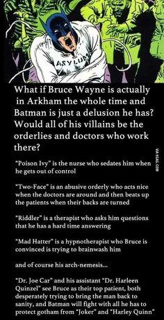 I feel like I've heard this theory before...
