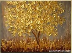 Image result for gold painting