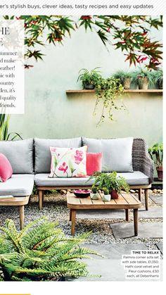 Outdoor Sofa, Best Outdoor Furniture, Patio Furniture Sets, Outdoor Walls, Outdoor Rooms, Rustic Furniture, Garden Furniture, Outdoor Decor, Antique Furniture