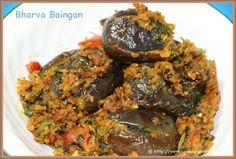 Step by step recipe to prepare Bharva Baingan with photos. Recipe of Stuffed Brinjal OR Bharela Ringana OR Stuffed Eggplant OR Bharli Vangi by Dhwani Mehta.