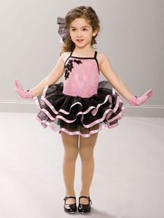 You Oughta Be in Pictures - Style 088   Revolution Dancewear Children's Dance Recital Costume