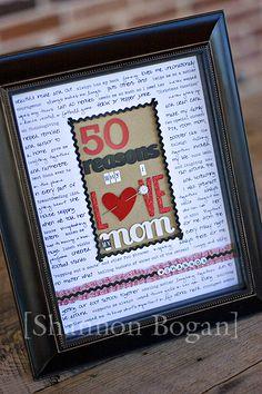 50 Reasons frame | Flickr - Photo Sharing!