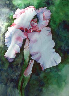 Art of Eunice Olson   WATERCOLOR