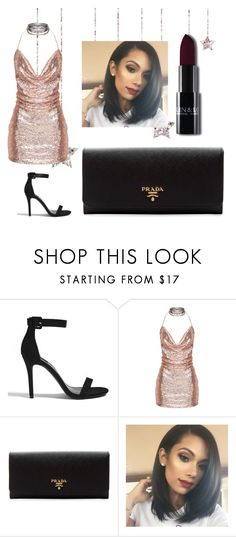 """""""..."""" by lineocarol on Polyvore featuring Forever 21 and Prada"""