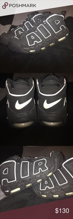 Men's Nike Uptempo Size 11.5 Men's Nike Uptempo Size 11.5 --- No Box --- 8/10 Condition Nike Shoes Sneakers