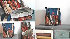 Arabesque Bags Schultertasche Gobelin mit von Arabesquebags