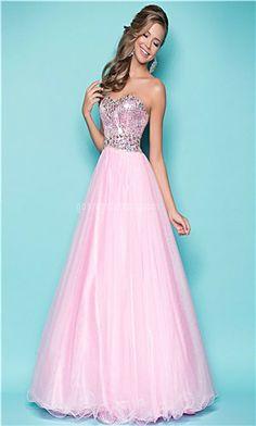 Pretty in #Pink. #prom
