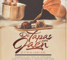 """""""De tapas por Jaén"""", ocho días para el gran evento gastronómico de la provincia"""