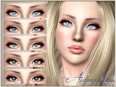 Pralinesims' Aurora Eyes