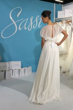 So Sassi 2015 Collection available from Brides of Winchester #weddingdress